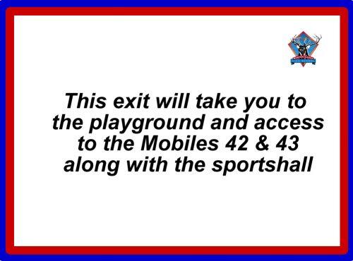 Room 3 exit