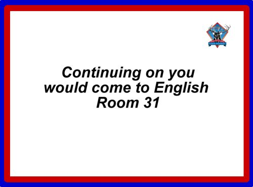 room 31 words