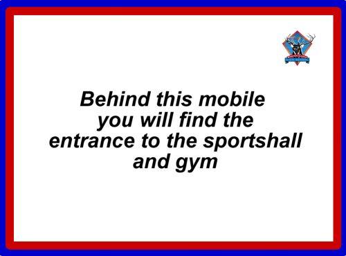 sportshall words